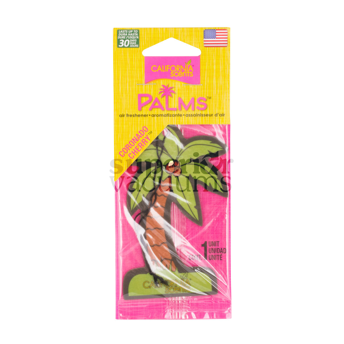 Scents Hang Out Air Freshener Cherry