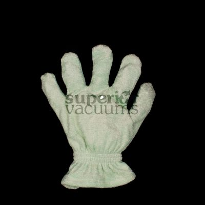 Microfiber Window Blinds Glove Mint Color