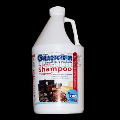 Generation Shampoo Carpet Cleaner Concentrate Gallon