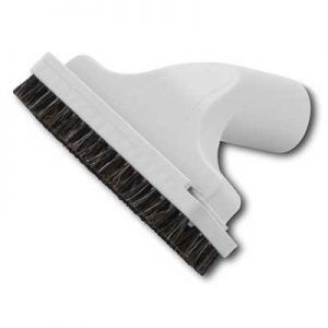 "Tool Friction Fit 1 1/4"" Fitall Light Grey With Slid On Brush Horsehair Bristles Most Popular"