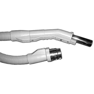 Hose Super J, Swivel Handle With Switch Beige Wire Reinforced