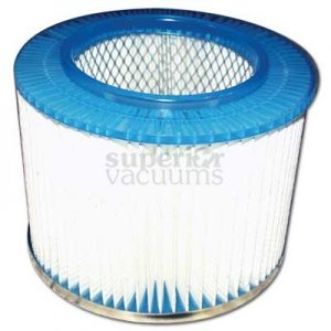 "Supervac Central Filter Series 2400 3600 6000 7"" Across 4 3/4"" To Hole 5 1/2 High"