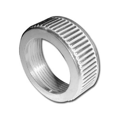 """Nut For 1 1/2"""" Steel And Aluminum Coarse Thread New Style W150 W153"""