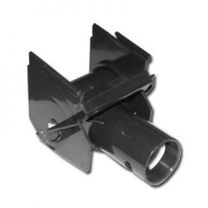 Elbow With Housing For Powerbrush