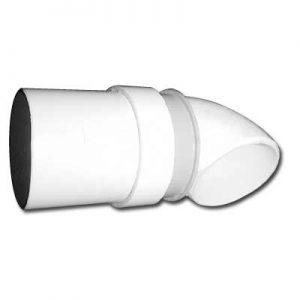 Bag Adapter White