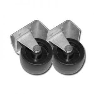 Rear Wheel Fixed Set Of 2