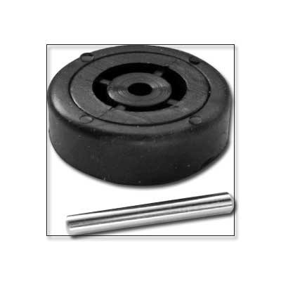 Large Wheel And Axle For Large Powerbrush On Model 701B 3 In 1 Stick Vacuum