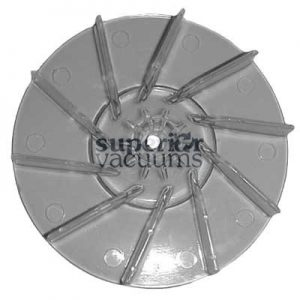 Fan Upright Lexan