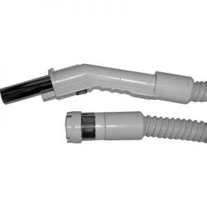 Ap Hose Wire Reinforced With Switch, Beige Csa Approved Fixed Ends