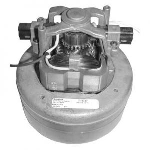 """Queen Motor Assembly 120 Volt 1 Speed 700 Unit 2 Stage Flo Thru 5.7"""" X 5.7"""" 120 Volt Bearing Bearing 8.4 Amps 8Mm"""