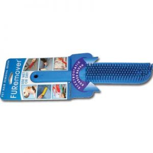 Remover Pet Hair Brush Rubber Electrostaic With Side Squeegee