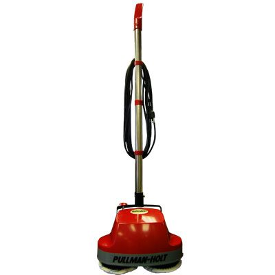 Gloss Boss Polisher Scrubber 3 Wire 18' Cord Red 90 Day Warranty Scrubbing Brushes Microfirber Pad Carpet Bonnets And Felt Pads