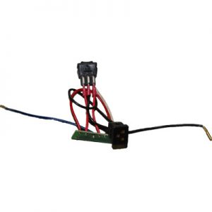 Wire Harness With Switch And 3 Pin Receptacle 6 Pole Switch For Hose Handle Xe170411