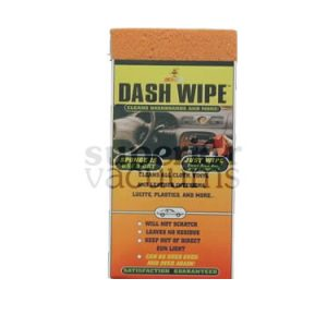 Dash Wipe Sponge English Only