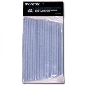 Monster Steam Mop Microfibre Floor Pad