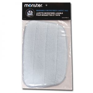 Monster Steam Mop Microfibre Carpet Pad