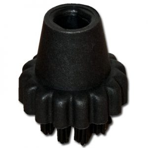 Monster Steam Cleaner Small Round Nylon Detail Brush