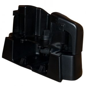 Monster Steam Cleaner Caddy And Wall Mount
