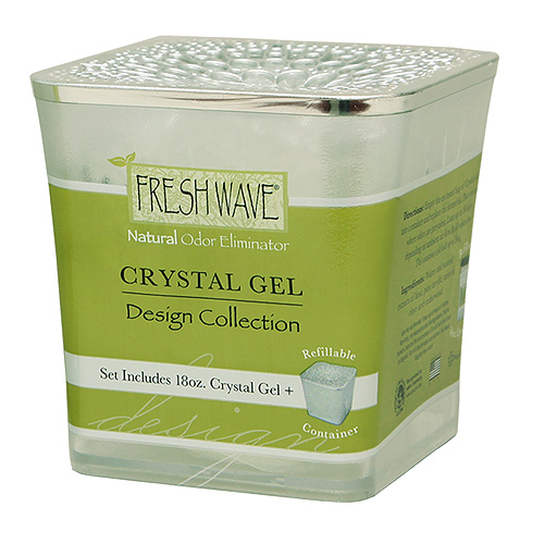 Wave Crystal Gel 18Oz. Refillable Design Collection