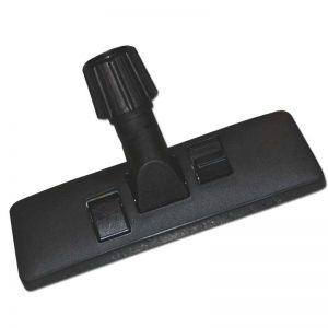 "Tool Black 12"" Plastic With Fitall Universal Neck Fits 1 1/4"" Up To 1 1/2"" Metal Base With Lint Strip"