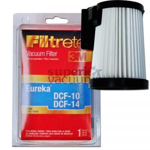 430 Series Upright Dust Cup Filter Hepa Dcf14 & Dcf10 437 432 3M Optima