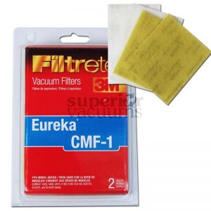 Cmf1 Upright Filter 2 Sets Pack Fits Models 4100, 4300-4600, 5180, 5190, Sc4180, Sc4511 3M