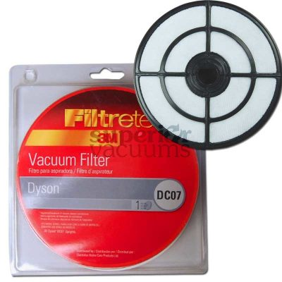 """Pre Motor Washable Filter 5 1/8"""" Across Dc07 3M"""