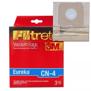 Paper Bag Style Cn4 Model 900A Canister 3 Bags Per Pack 3M