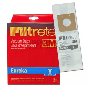 Paper Bag Type Y Excaliber 3 Pack 3M Fits 6400 Series