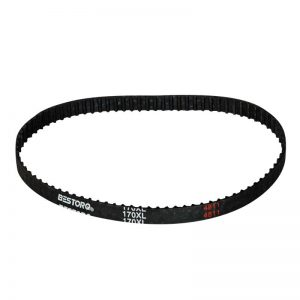 """Geared Belt For Vrce Extractor 17"""" Rce Simplicity 3/8"""" X 8 1/2"""""""