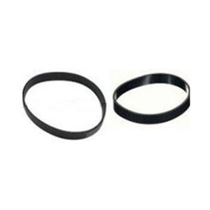 "Flat Belts 2 Pack For Clutch Systems One Large 9/16"" X 4"" For Agitator One Small 5/16"" X 4"" For Clutch Dc04 Dc07 Dc14 Dc33"