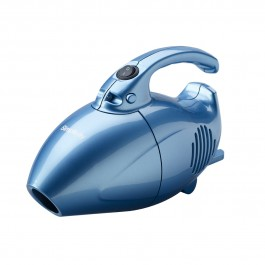 F1 Flash Micro Handheld Vacuum Blue 90 Day Warranty 15' Cord Crevice Tool Dusting Tool Hose F1.2