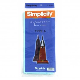 Paper Bag Upright Symmetry 6 Series Riccar Type A 3 Pack