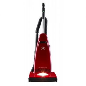 Vibrance Commercial Upright Vacuum With Tools Red 12 Amp 40' 3 Wire Cord 1 Year Warranty