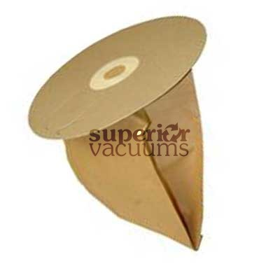 Paper Bag For T1 Backpack 111N New Style Round Header 5 Pack