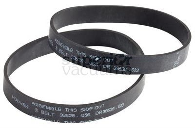 "Flat Belt T Series Style 80 2 Pack 5/8"" X 7"""