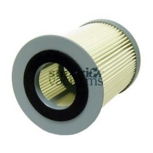 "Filter For Dust Cup Assembly 4"" Length 3 1/4"" Across 59157055 Model U5507 U5509 U5512 Elite"