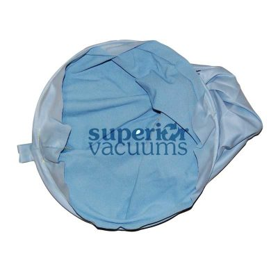 "Beam Central Cloth Filter Bag With Weight 110156 Model 371 Pu371 100 355 251 361 11"" Diameter 12"" Deep Blue Pu353"