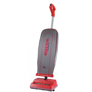 "Commercial Xl Upright Vacuum U2000R-1 9 Lbs 40' Cord 12"" Wide Bagged 1 Year Commercial Warranty"
