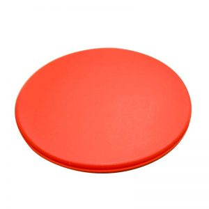 Rear Wheel Cap Red
