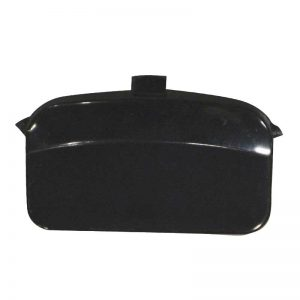 Lid Latch 5913 Black Canister (No Spring)