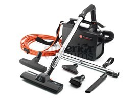 Portapower Vacuum Ch30000 On Board Tools 7.4 Amp 35' Cord Wand And Floor Tool 2 Year Commercial Warranty 8.5 Lbs