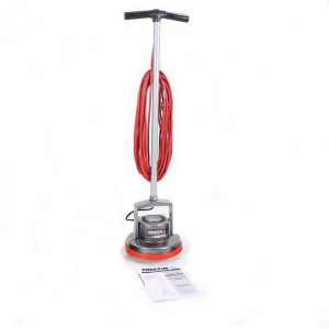 """Orbitor Floor Machine Xl Pro 13"""" Cleaning Path With Pad Holder 50' Cord 24 Lbs"""