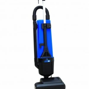 "Upright Vacuum Dual Motor 50' Cord 14"" Pn 6.5Qt Bag 1000W 68Db Blue Black"