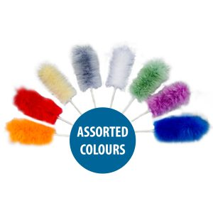 "Duster Lambswool Duster 25"" Length Assorted Colours"