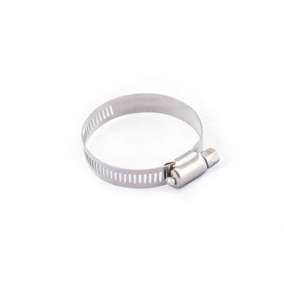 "Stainless Steel 2 1/4"" For Fittings, Pipe And 2"" O.D. Hose, Good For Securing Hose To Pipe In Installations"