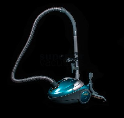 Jazz Canister Vacuum 10 Amps Variable Speed Telescopic Tube 3 Year Warranty Blue Standard Fit Tools
