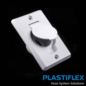 Valve Toilet Seat Door White Plastiflex