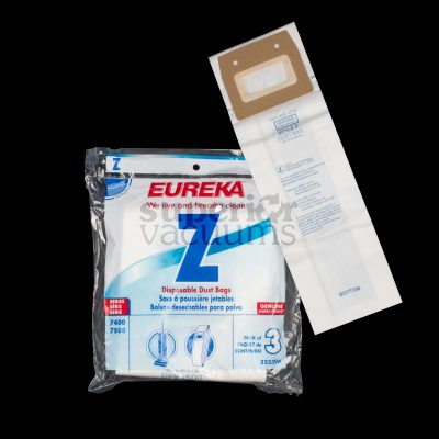 Paper Bag Style Z Upright 3 Pack Sc9050 7400 7500 Series