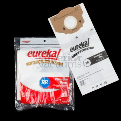 Paper Bag Style Rr Upright 3 Pack Filteraire 4800 Series (Omega)
